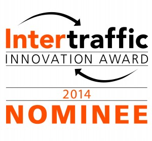 SP System was nominated in safety security category in Intertraffic Amsterdam 2014.